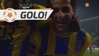GOLO! U. Madeira, Danilo Dias aos 12', Vitória SC 0-1 U. Madeira