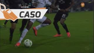 Vitória SC, Caso, Victor Andrade aos 90'+3'