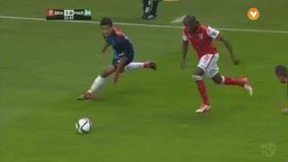 SC Braga, Jogada, Luiz Carlos aos 23'