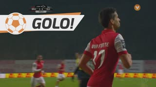 GOLO! SC Braga, Rui Fonte aos 19', SC Braga 2-0 Vitória SC
