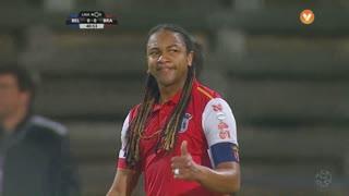 SC Braga, Jogada, Alan aos 41'