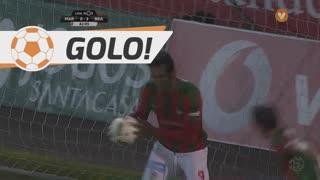 GOLO! Marítimo M., Dyego Sousa aos 43', Marítimo M. 1-3 SC Braga