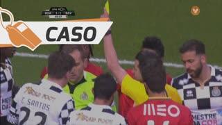 Boavista FC, Caso, Mika aos 61'