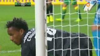 Sporting CP, Jogada, Carrillo aos 13'