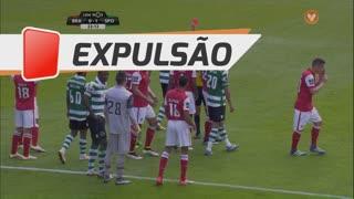 SC Braga, Expulsão, Arghus aos 24'