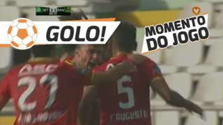 GOLO! Rio Ave FC, André Vilas Boas aos 90', Vitória FC 2-2 Rio Ave FC