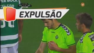 Vitória FC, Expulsão, Vasco Costa aos 70'