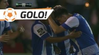 GOLO! FC Porto, Herrera aos 34', Marítimo M. 1-1 FC Porto
