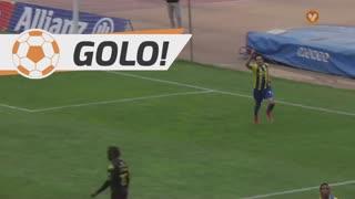 GOLO! U. Madeira, Danilo Dias aos 42', U. Madeira 1-0 CD Tondela