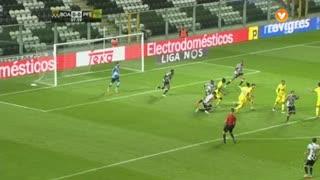 Boavista FC, Jogada, Paulo Vinicius aos 8'