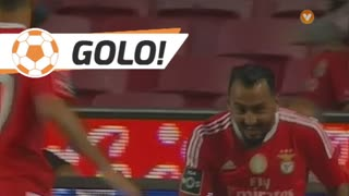 GOLO! SL Benfica, K. Mitroglou aos 5', SL Benfica 1-0 Belenenses