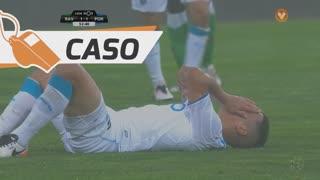 Rio Ave FC, Caso, Wakaso aos 53'