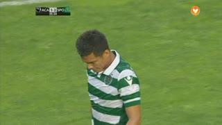 Sporting CP, Jogada, T. Gutiérrez aos 36'