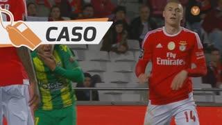 SL Benfica, Caso, Victor Lindelöf aos 26'