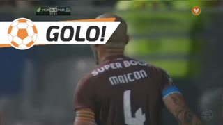 GOLO! FC Porto, Maicon aos 18', Moreirense FC  FC Porto