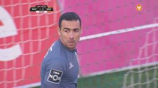 FC Arouca, Jogada, Ivo Rodrigues aos 28'