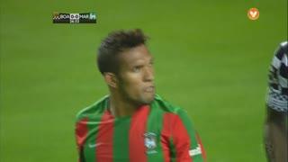 Marítimo M., Jogada, Dyego Sousa aos 27'