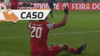 SC Braga, Caso, Hassan aos 63'