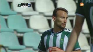 Vitória FC, Jogada, André Claro aos 35'