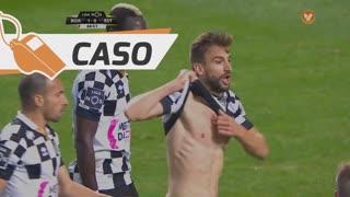 Boavista FC, Caso, Nuno Henrique aos 45'