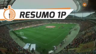 I Liga (2ªJ): Resumo FC Arouca 1-0 SL Benfica