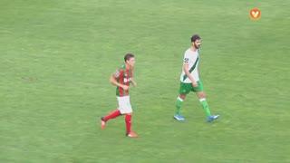 Marítimo M., Jogada, G. Ghazaryan aos 44'