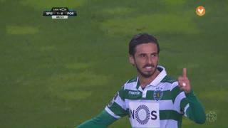 Sporting CP, Jogada, B. Ruiz aos 69'
