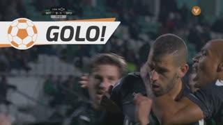GOLO! Sporting CP, Slimani aos 18', Vitória FC 0-1 Sporting CP
