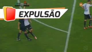 CD Nacional, Expulsão, Sequeira aos 32'