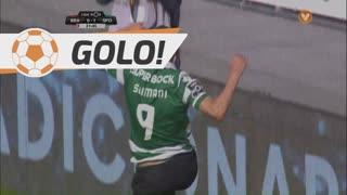 GOLO! Sporting CP, Slimani aos 32', SC Braga 0-2 Sporting CP