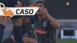 SL Benfica, Caso, Eliseu aos 42'