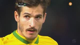 FC P.Ferreira, Jogada, Hélder Lopes aos 38'