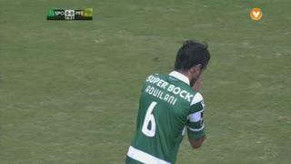Sporting CP, Jogada, A. Aquilani aos 15'