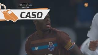 FC Porto, Caso, Martins Indi aos 74'