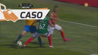 Estoril Praia, Caso, Léo Bonatini aos 1'