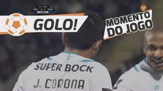 GOLO! FC Porto, J. Corona aos 22', U. Madeira 0-3 FC Porto