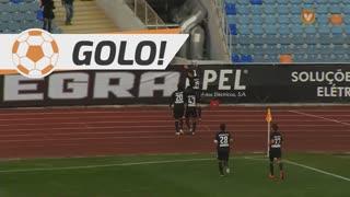 GOLO! A. Académica, Gonçalo Paciência aos 11', A. Académica 1-0 FC Arouca