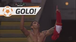 GOLO! SC Braga, Crislan aos 73', SC Braga 3-0 CD Tondela