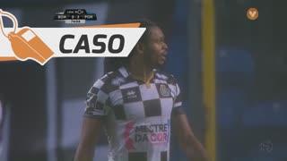 Boavista FC, Caso, M. Uchebo aos 74'