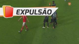 SL Benfica, Expulsão, André Almeida aos 90'+5'