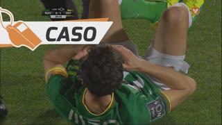 Estoril Praia, Caso, Diego Carlos aos 29'