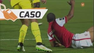 SC Braga, Caso, Wilson Eduardo aos 94'