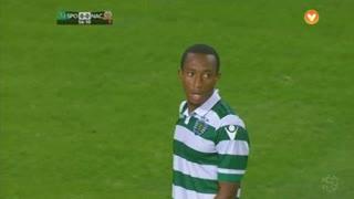 Sporting CP, Jogada, Gelson Martins aos 57'