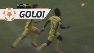 GOLO! FC P.Ferreira, B. Osei aos 11', Marítimo M. 0-1 FC P.Ferreira