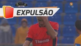 FC P.Ferreira, Expulsão, Edu Pinheiro aos 90'