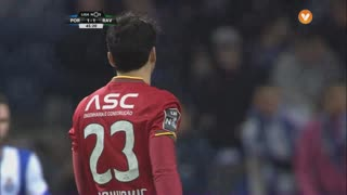 Rio Ave FC, Jogada, F. Krovinović aos 46'