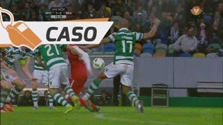 Sporting CP, Caso, João Mário aos 72'