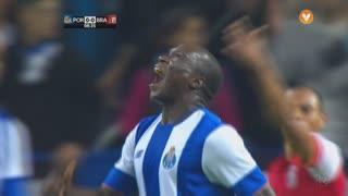 FC Porto, Jogada, Aboubakar aos 9'