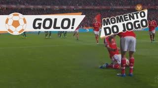 GOLO! SL Benfica, Jardel aos 24', SL Benfica 2-1 Vitória FC