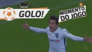 GOLO! Vitória SC, João Teixeira aos 68', Vitória SC 2-1 Moreirense FC